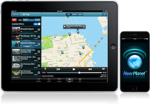 Program maintenance services: HearPlanet iPhone app